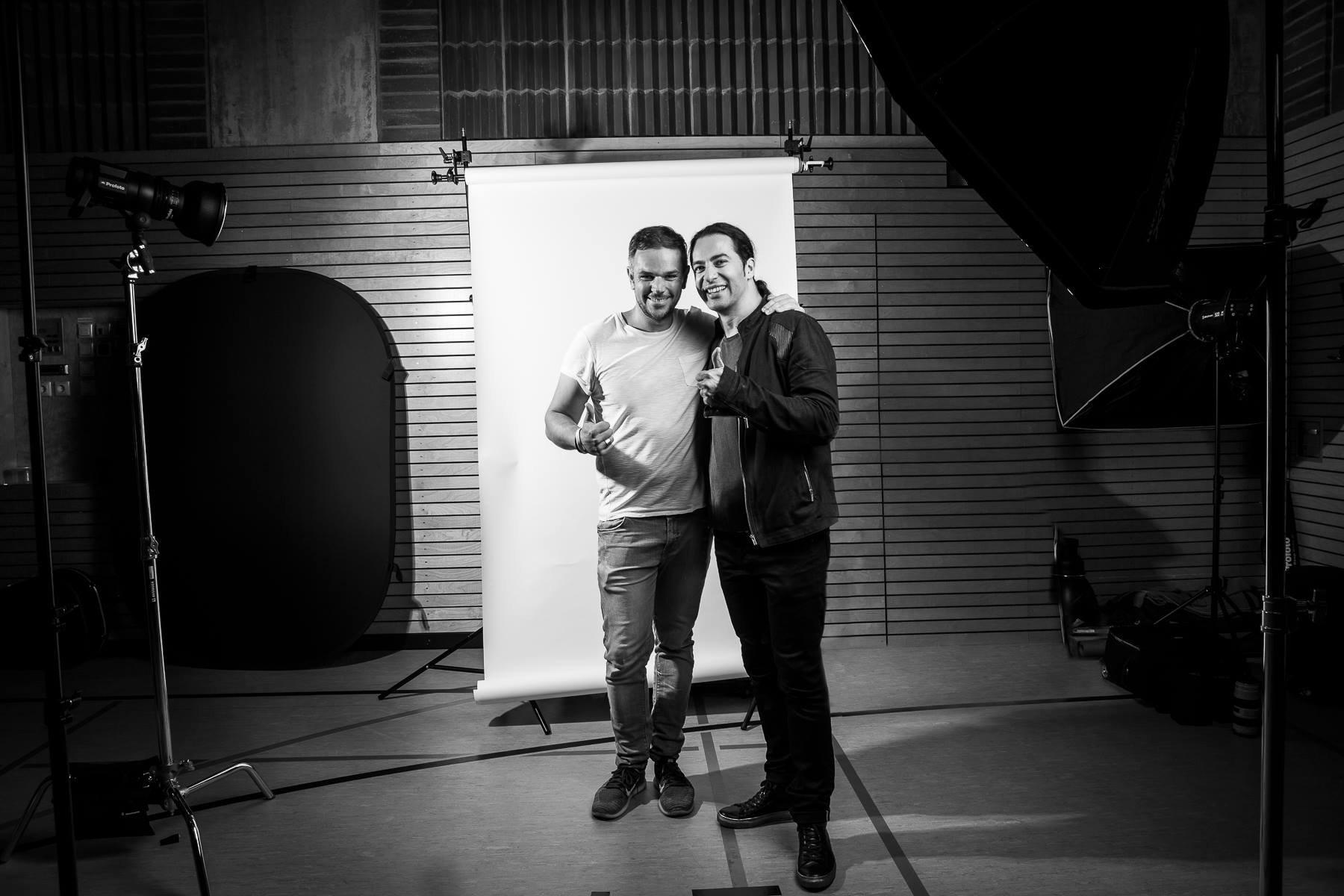 Jan Votrh und Bülent Ceylan